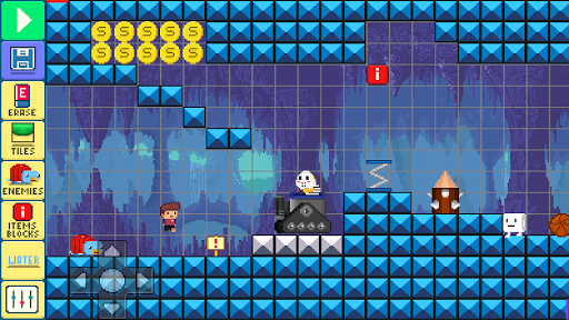 Sam's Level Maker u00a0ud83cudfd7 screenshots 16