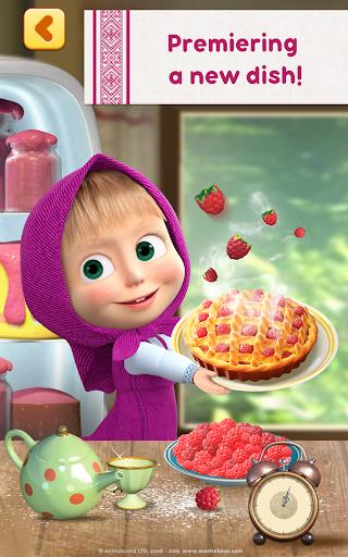 Masha and Bear: Cooking Dash 1.3.8 Screenshots 8