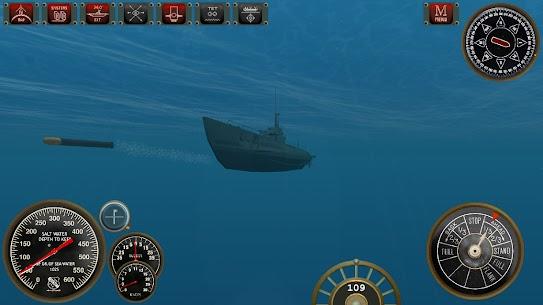 Silent Depth Submarine Sim v1.2.4 (Paid) 1