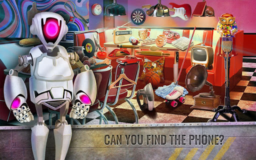 Time Machine Hidden Objects - Time Travel Escape 2.8 screenshots 1