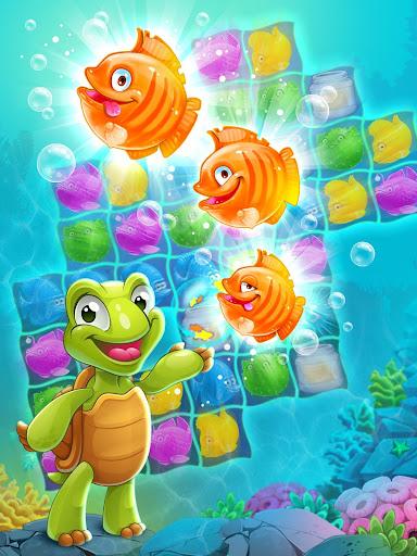 Mermaid - treasure match-3 2.42.0 screenshots 12