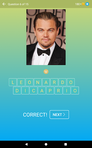 Guess Famous People u2014 Quiz and Game  Screenshots 18