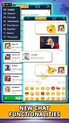 VIP Games: Hearts, Rummy, Yatzy, Dominoes, Crazy 8 3.7.5.88 screenshots 3