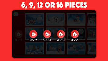 Christmas Jigsaw Puzzles for kids & toddlers