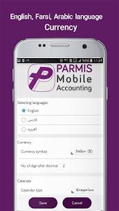 حسابداری شخصی پارمیس – Parmis Accounting 5.7.11 Apk 5