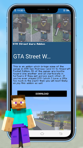 Imágen 8 de Best of San Andreas Mod + Addons CJ for MCPE para android