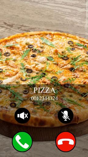 fake call pizza game 2  screenshots 1