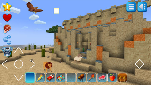 RealmCraft with Skins Export to Minecraft 5.0.5 screenshots 8