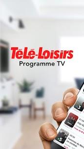 Programme TV par Télé Loisirs MOD APK 7.2.1 (PREMIUM Unlocked) 1