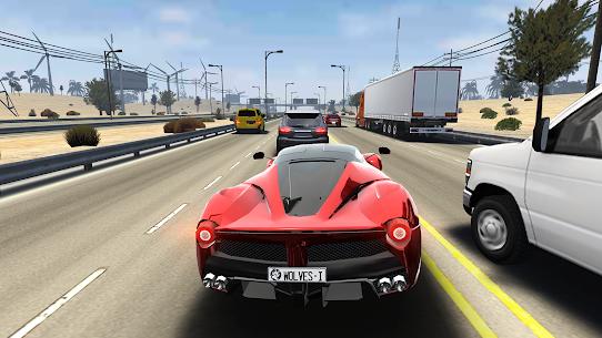 Traffic Tour- Traffic Rider & Car Racer game 9