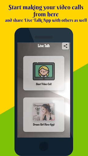 Live Talk - Free Live Video Chat with Strangers 1.15 Screenshots 12