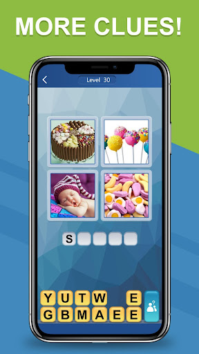 Picsword - Word quizzes with lucky rewards! 1.1.0 screenshots 3