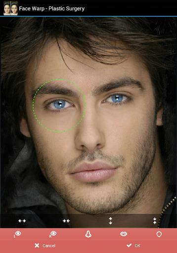 Face Warp - Plastic Surgery apktram screenshots 8