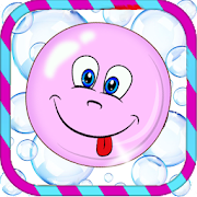 Balloons Pop for kids. Baby Bubble Game!