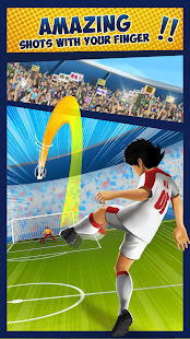 Soccer Striker Anime - RPG Champions Heroes Screenshot