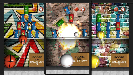 Can Toss - Strike & Knockdown apktram screenshots 5