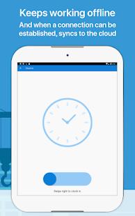 SINC Workforce - Employee Time Clock