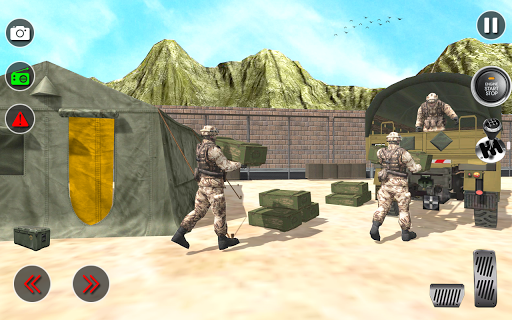 Mountain Truck Simulator: Truck Games 2020  screenshots 11