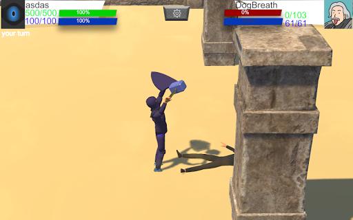Outlast: Journey of a Gladiator Hero  Screenshots 3