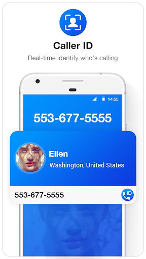Caller ID  & Call Blocker Free 1.8.8 Screenshots 1