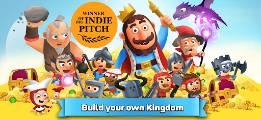 Idle King - Medieval Clicker Tycoon Games  screenshots 1