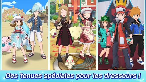 Pokémon Masters EX APK MOD screenshots 3