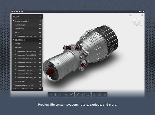 Autodesk Vault Mobile screenshots 15