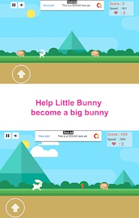 Little Big Bunny 1.0 APK + Мод (Unlimited money) за Android