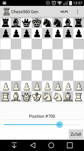 Chess960 Generator 1.0.4 screenshots 1