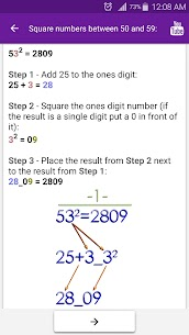 Math Tricks PRO MOD APK – (Unlocked Premium) 3