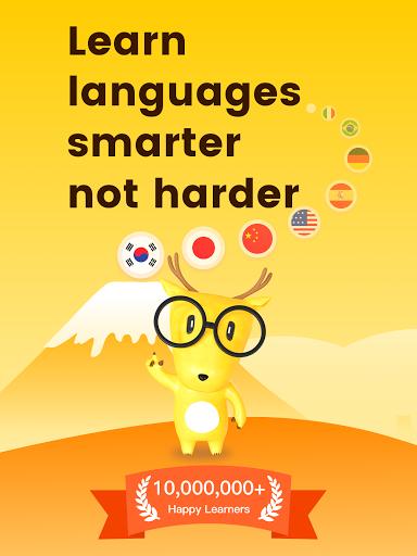 LingoDeer: Learn Languages - Japanese, Korean&More apktram screenshots 17