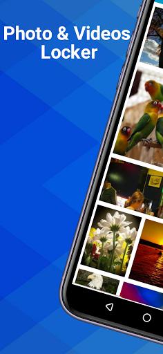 Gallery Lock - Photo & Video Vault App Fingerprint apktram screenshots 4