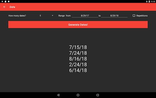 Randomizer+ Random Pick Generator - Decision Maker android2mod screenshots 17
