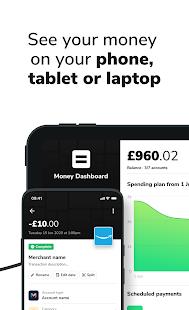 Money Dashboard Neon - Money