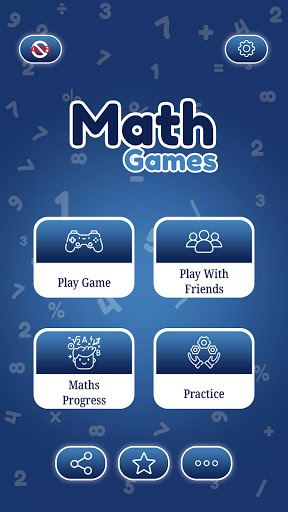 Math Games, Learn Plus, Minus, Multiply & Division 9.0.0 screenshots 9