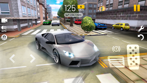 Extreme Car Driving Simulator android2mod screenshots 6
