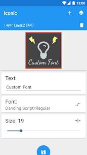 Iconic Icon Maker, Custom Logo Pack Design [Pro] APK 5