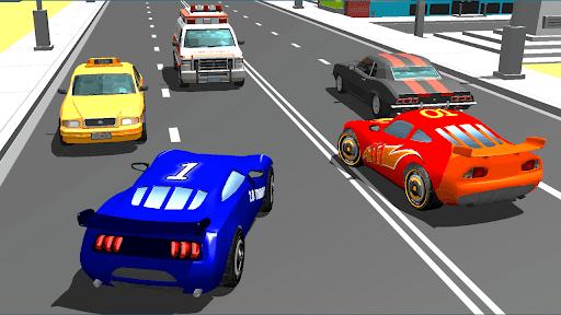 Super Kids Car Racing In Traffic 1.13 Screenshots 11