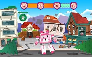 Robocar Poli Earthquake Safety - Kids Education