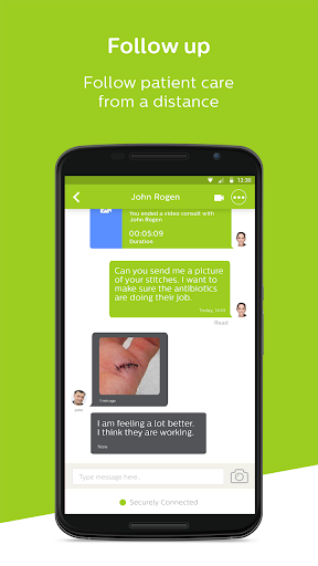 IM Your Doc screenshot for Android