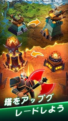 ランダムクラッシュ: 魔法  戦略 ゲーム (Random Clash) タワーディフェンスのおすすめ画像4