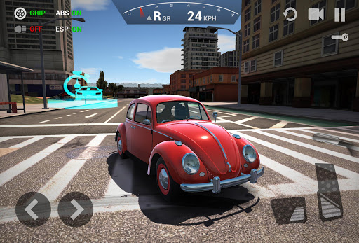 Ultimate Car Driving: Classics 1.5 screenshots 2