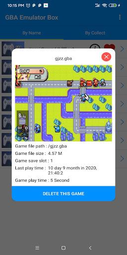 GBA Emulator Box apklade screenshots 1