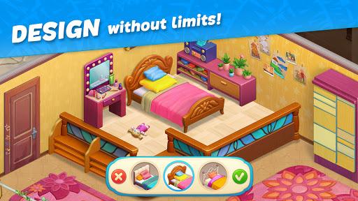 Hawaii Match-3 Mania Home Design & Matching Puzzle  screenshots 2