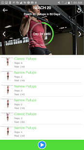 3D Pull Ups Home Workout