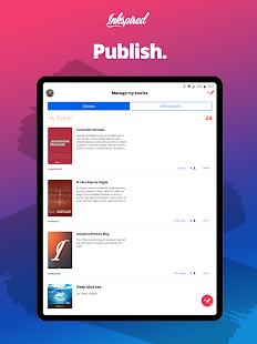 Inkspired Writer - Publish books for free