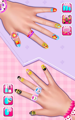 Nail Salon - Girls Nail Design 1.2 Screenshots 8