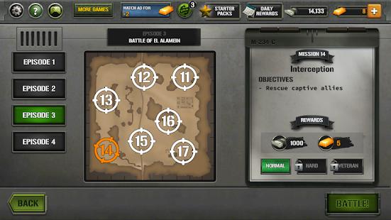 Tanks of Battle: World War 2 1.32 Screenshots 14