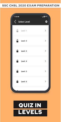SSC CHSL 2021 PREPARATION APP - EXAM PREPARATION 0.57.0sc screenshots 3