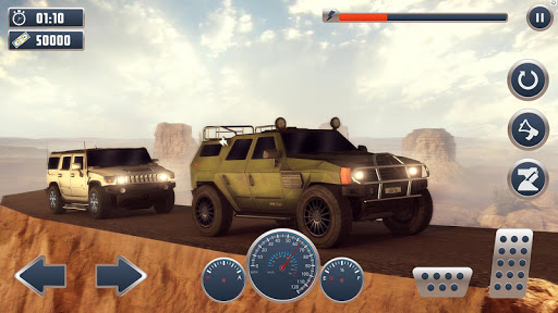 Offroad 4x4 Stunt Extreme Racing 3.4 Screenshots 4